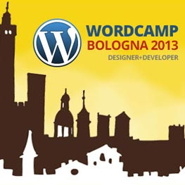wordcamp bologna 2013
